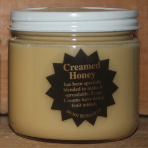 Cream Honey